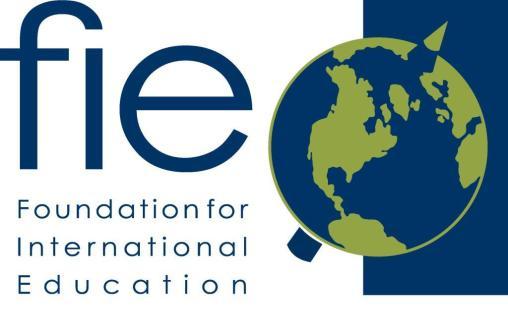 FIE GOLD logo